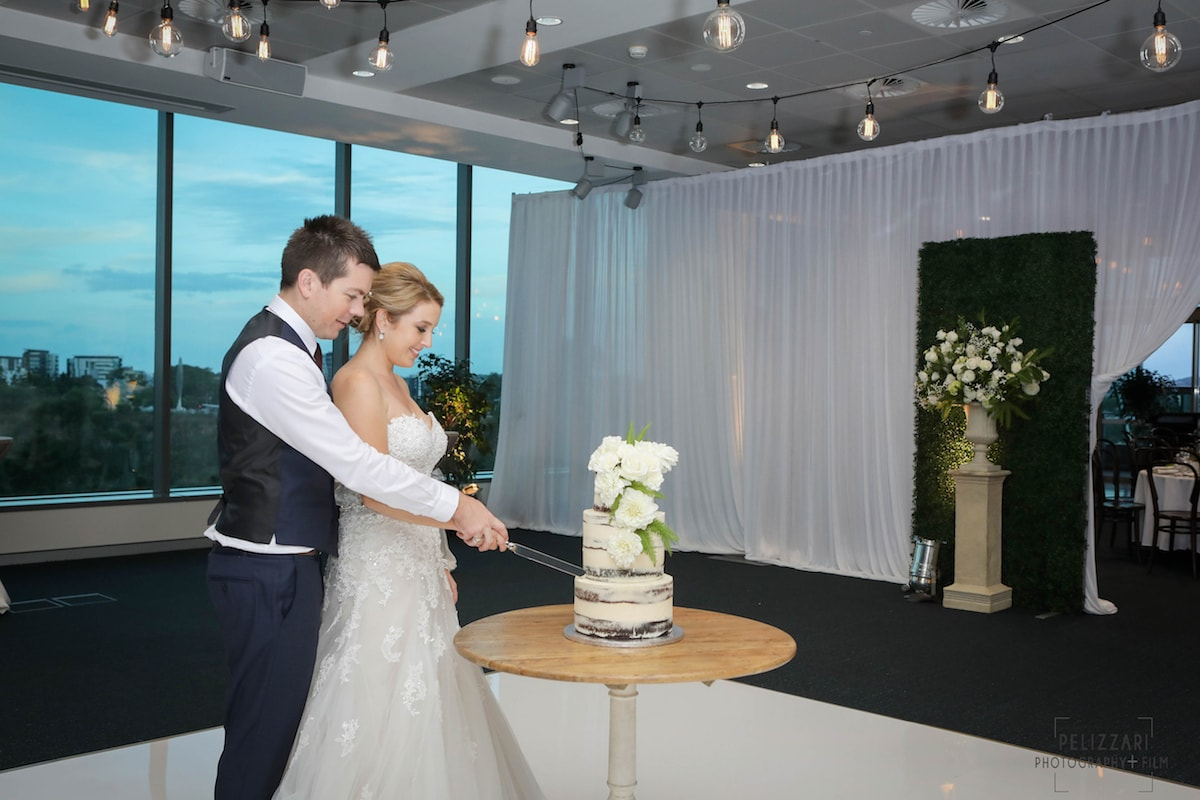 Room Three Sixty Wedding Brisbane