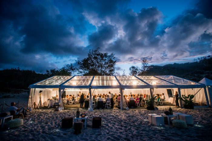 Stradbroke Island Wedding Catering